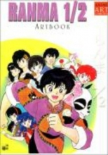 Takahashi, Rumiko Ranma 1/2 Artbook