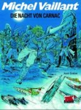 Graton, Jean Michel Vaillant 53. Die Nacht von Carnac