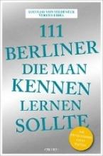 Seldeneck, Lucia Jay von 111 Berliner, die man kennen sollte