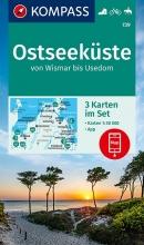, Kompass WK739 Ostseeküste Wismar-Usedom