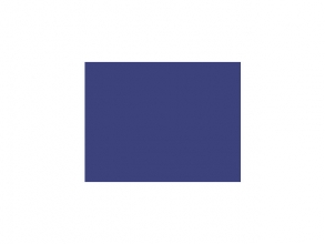 , fotokarton Folia 50x70cm 300gr pak a 25 vel koningsblauw
