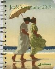 Jack Vettriano 2017 Buchkalender/Diary Deluxe