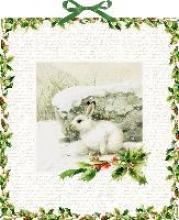 Marjoleins Schneehase Wandkalender
