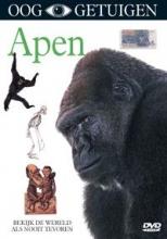 APEN neemt je mee als ooggetuige langs de hele familie van de primaten  van het kleine spookdier tot de imposante berggorilla.