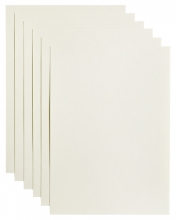 , Kopieerpapier Papicolor A4 200gr 6vel anjerwit