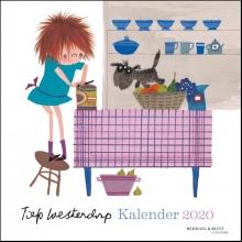 Fiep Westendorp maandkalender 2020
