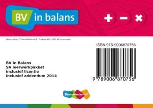 BV in Balans BA+AA+SA LW 2013