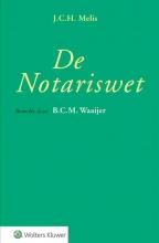 J.C.H. Melis , De Notariswet