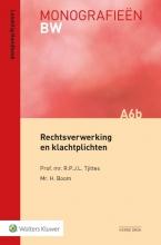 H. Boom R.P.J.L. Tjittes, Rechtsverwerking en klachtplichten