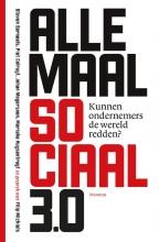 Philip Michiels Steven Serneels  Piet Colruyt  Marieke Huysentruyt  Johan Moyersoen, Allemaal Sociaal 3.0
