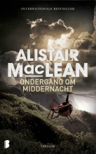 Alistair  MacLean Ondergang om middernacht