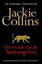 Jackie  Collins De wraak van de Santangelo`s