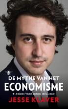 Jesse Klaver , De mythe van het economisme
