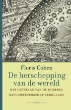 Floris  Cohen de herschepping van de wereld