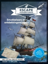 Sebastian  Frenzel, Simon  Zimpfer Escape adventures: Smokkelaars en ontdekkingsreizigers