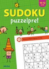Sudoku puzzelpret (10-12 j.)