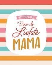 ZNU , Notitieblokje - Voor de liefste mama