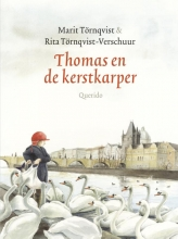 Rita  Tornqvist-Verschuur Thomas en de kerstkarper