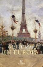Mak, Geert In Europa set / Deel 1 en 2