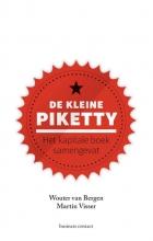 Martin Visser Wouter van Bergen, De kleine Piketty