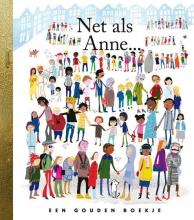 Uggbert , Net als Anne