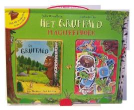 Julia  Donaldson Het Gruffalo Magneetboek