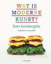 Jacky  Klein, Suzy  Klein Wat is moderne kunst?