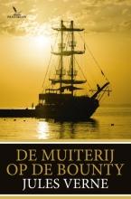 Jules  Verne De muiterij op de Bounty