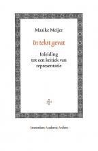 Maaike  Meijer Amsterdam Academic Archive In tekst gevat