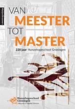 Marjan Brouwers , Van meester tot master