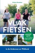 Kristien Hansebout , Vlak fietsen in de Ardennen en Wallonië