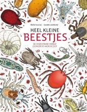 Hélène  Rajcak, Damien  Laverdunt Heel kleine beestjes