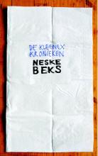 Neske  Beks De Kleenex Kronieken