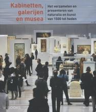 , Kabinetten,galerijen en musea