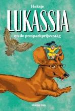 Marjan Tulp , Heksje Lukassia en de pretparkprijsvraag