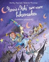 Korky  Paul, Valerie  Thomas Hennie de Heks (rare) ware heksenzaken