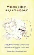 Suzanne  Haest, Michiel van den Heuvel Wat zou je doen als je een aap was ?