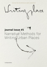 , Writingplace journal for Architecture and Literature 5 (pod)