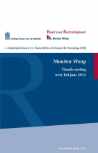 Lia  Combrink-Kuiters, Susanne  Peters, Bert  Nauta, Mark  Vlemmings Monitor Wsnp