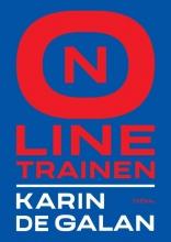 Karin de Galan , Online trainen