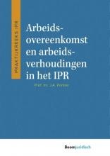 J.A.  Pontier Arbeidsovereenkomst en arbeidsverhoudingen in het IPR