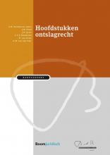 G.W. van der Voet A.R. Houweling  J.H. Even  L.C.J. Sprengers  J.P. Quist  E. van Vliet, Hoofdstukken ontslagrecht