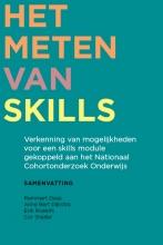 Cor Sluijter Remmert Daas  Anne Bert Dijkstra  Erik Roelofs, Het meten van skills