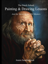 Jennie Smallenbroek , The Dutch School - Painting & Drawing Lessons