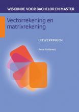 Anne Kaldewaij , Vectorrekening en matrixrekening