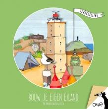 Helga de Graaf Okapi Bouw je eigen eiland Terschelling (set van 5)