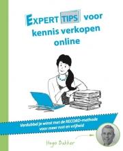 Hugo Bakker , Experttips voor kennis verkopen online