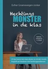 Esther Groenewegen-Jonker , Hechtingsmonster in de klas
