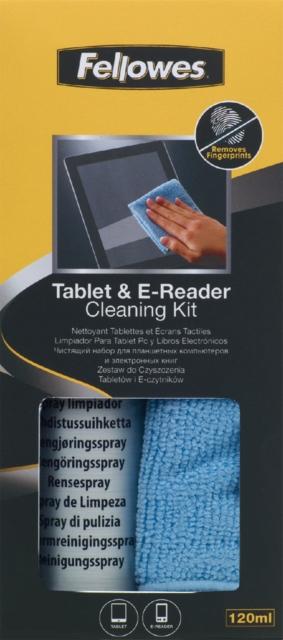 ,Reinigingsset Fellowes voor tablet en e-reader