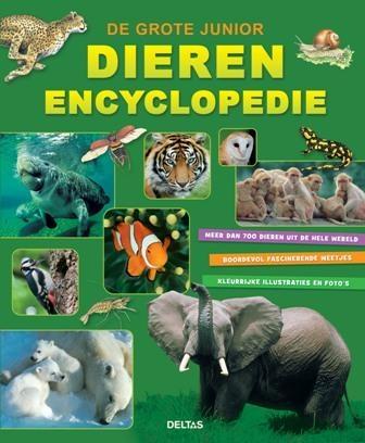 Hans Peter Thiel,De grote junior dierenencyclopedie